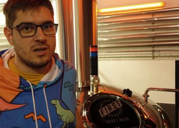Adam Sipos - FIRST The Craft Beer Co.